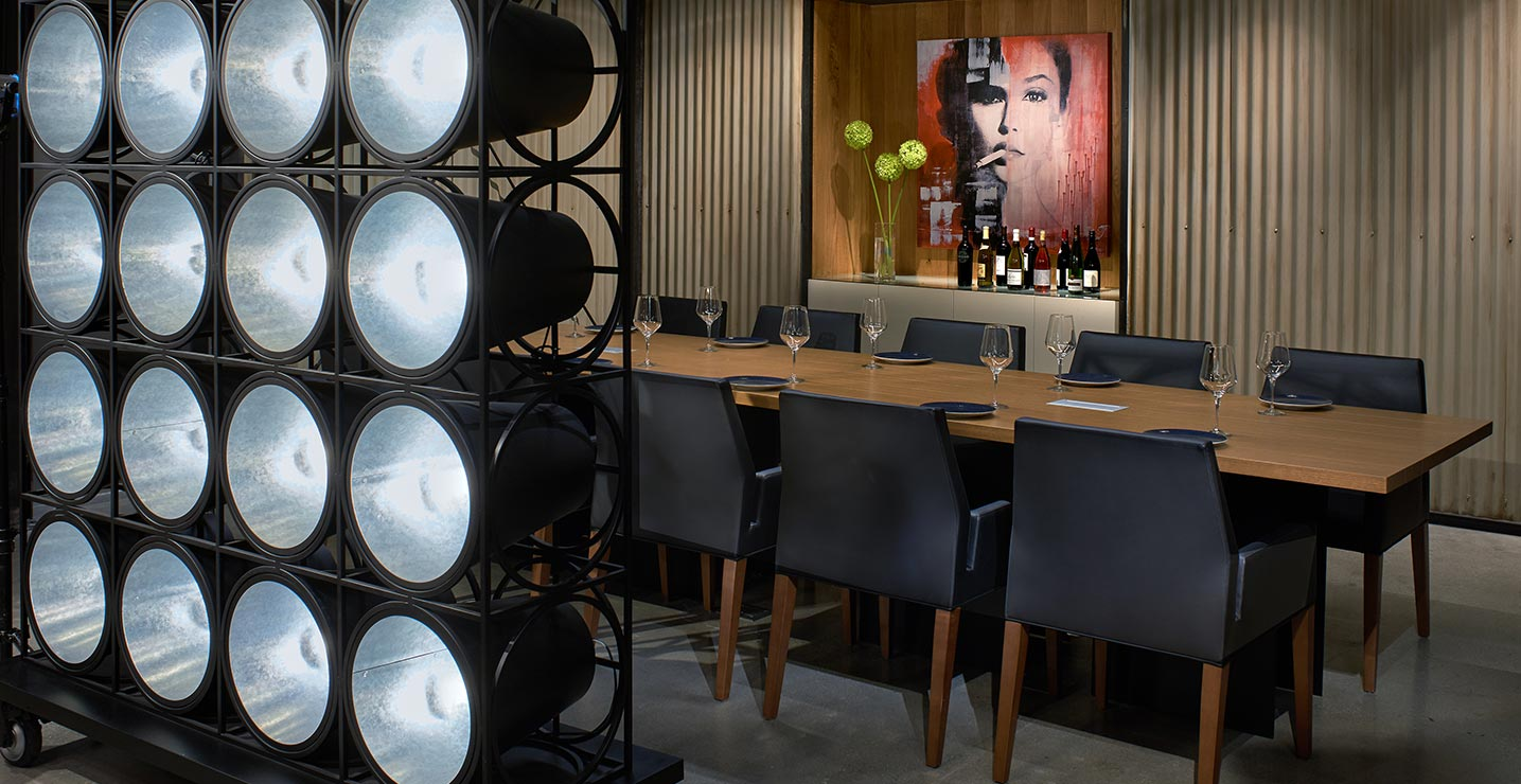 kimpton los angeles double take la restaurant private dining